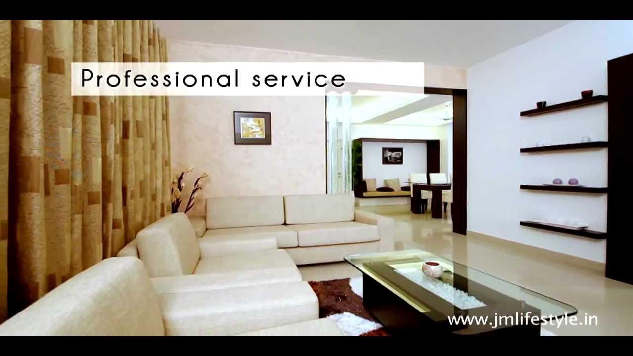 D Life Premium Interiors At Heera Royal Kochi Youtube