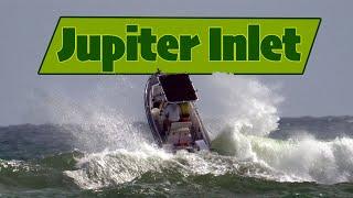 Boats Battle Huge Waves At Jupiter Inlet, Florida YouTube Videos