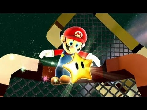 Super Mario Galaxy 100% Walkthrough - Part 6 Battlerock Galaxy