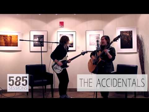 "The Accidentals 585 Sessions ""Sound A Watch Makes When Enveloped in Cotton"""