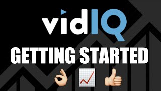 Getting Started with vidIQ Tutorial - More Views on YouTube thumbnail