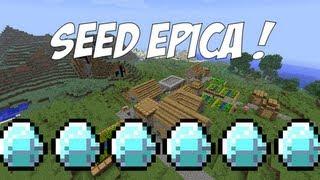 Minecraft Seeds | Diamantes De Sobra !