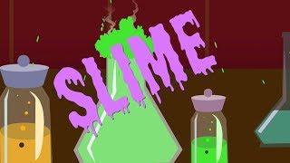 SLIME TIME! SCIENCE   Thomas Edison's Secret Lab Cartoon Episode