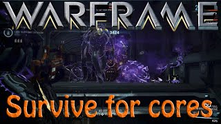 Warframe - Survive Or Die for 25 R5 cores