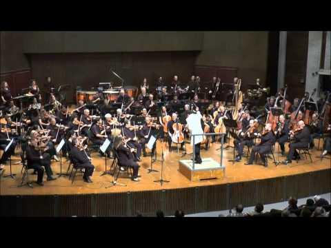 Richard Strauss   Don Juan, Op  20. Frédéric Chaslin, Jerusalem Symphony,