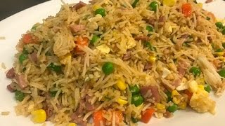 How To Make Chinese Fried Rice thumbnail