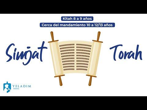 Havdalá Simjat Tora para Niños  - (8 a 13 años)