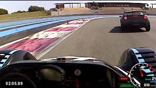 radical sr8 rx vs 458 gt3 le castellet may 2012