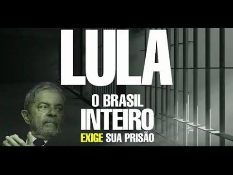 "OS VAGABUNDOS E O PATÉTICO PROTESTO PELO ""VOLTA LULA"""