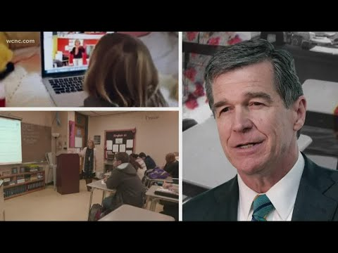Gov. Cooper to give update on K-12 school plans Tuesday