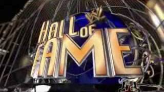WWE Hall Of Fame 2010 Induction Ceremony Part 2