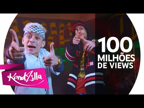 MC Menor da VG e MC Pedrinho - Papel do Mal (KondZilla)