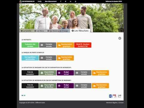 25. Tutoriel : calcul des frais de transmission des contrats d'assurance-vie