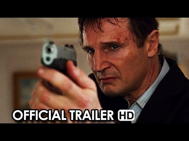 A Walk Among the Tombstones Official Trailer #1 (2014) HD