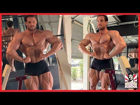 Arnold Classic New Date! + Logan Franklin Future of Classic + Thor Bjornsson Abs!