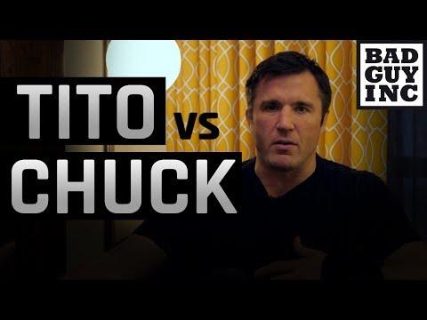 Red flags: Tito Ortiz vs Chuck Liddell 3.