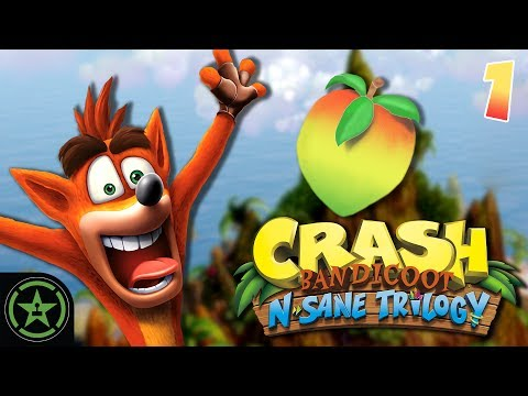 Let's Watch - Crash Bandicoot - Going Hog Wild! (#1)