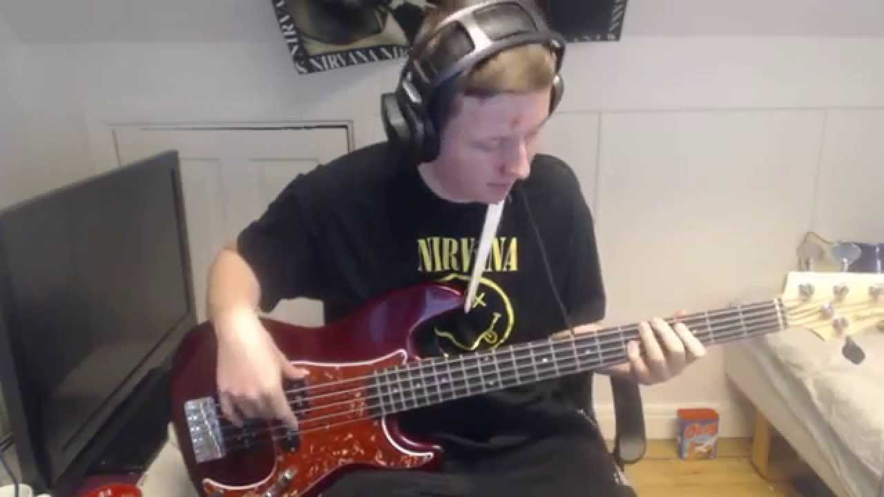nirvana polly punk rock bass cover youtube. Black Bedroom Furniture Sets. Home Design Ideas