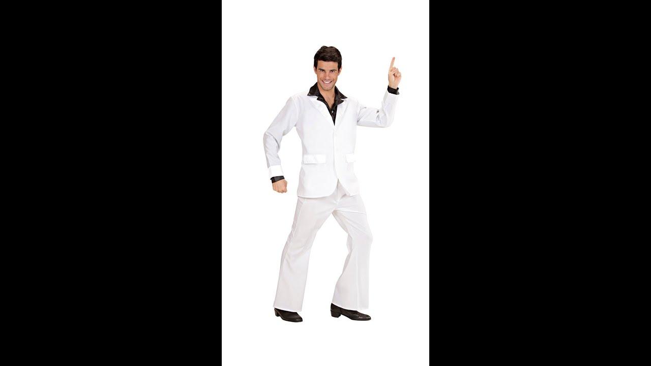 95c7db36ae Party öltöny fehér férfi jelmez