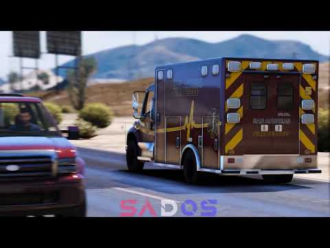 Emergency Services Responding Code 3 | SADOS Intro NEW 2020