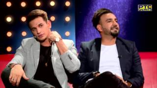 Mani Singh & Prince Narula in First Look | Interview | PTC Punjabi