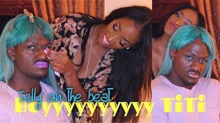 Storytime GRWM: How i got the chance to do TiTi