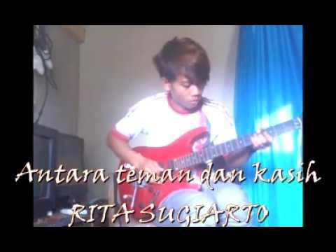 ANTARA TEMAN DAN KASIH-Versi gitar