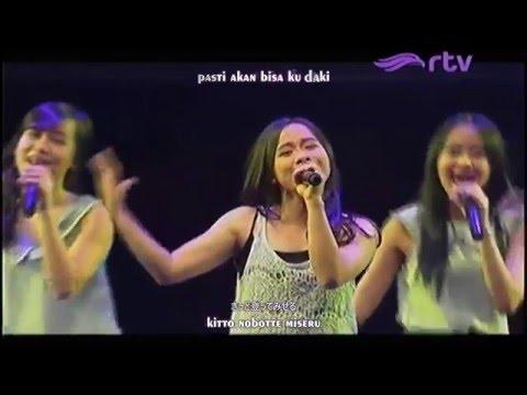 [Karaoke Lirik] JKT48 - Aku Akan Berjuang