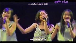 Karaoke Lirik JKT48 Aku Akan Berjuang