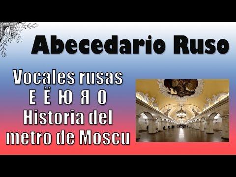 abecedario-ruso-/-vocales-rusas-Е,-Ё,-Ю,-Я,-О-/alfabeto-cirilico-ruso