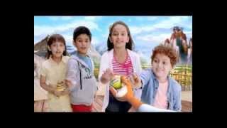 Kelloggs Chocos Fundoo Ball TVC - Tamil (20 sec)