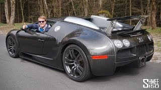 THIS is the Craziest Veyron EVER! Mansory LINEA Vincero