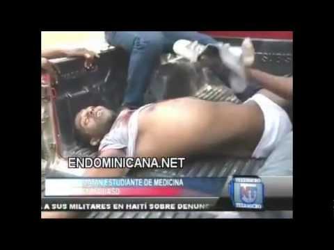 Student Shot @ Autonomous University of Santo Domingo UASD!