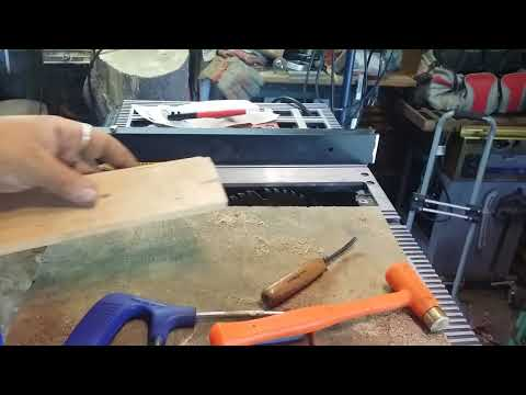 DIY Zero Clearance Insert for a Homeowner Quality Tablesaw