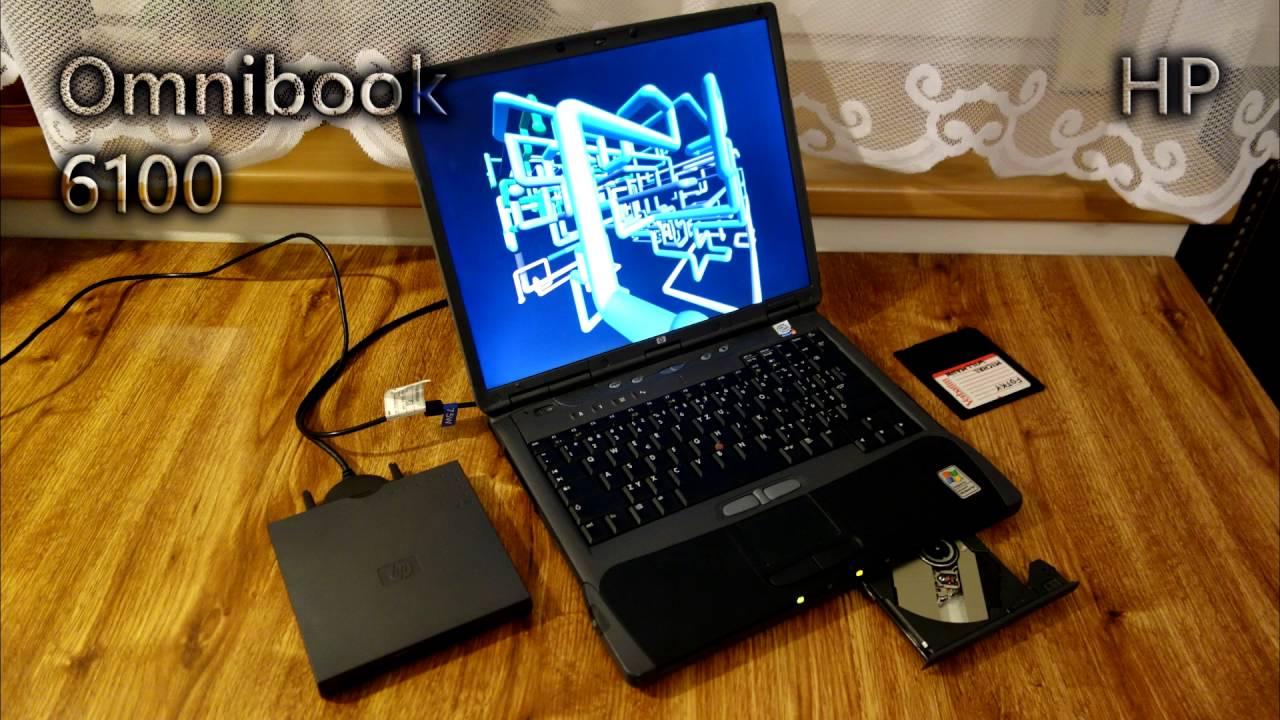 HP OMNIBOOK VT6200 VIDEO DRIVER FOR WINDOWS 10