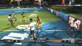 NFL Tour | PS3 | Gameplay