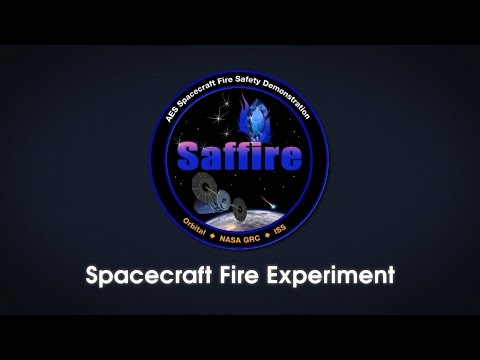 NASA will intentionally start a fire on a cargo ship in space