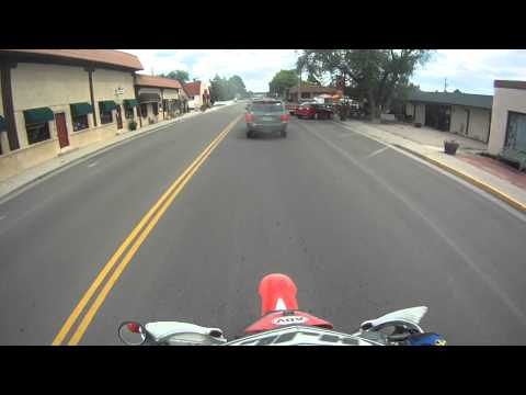 Bad Driver - Monument, CO (Sept 2nd 2012)