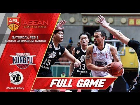 Chong Son Kung vs Formosa Dreamers | LIVESTREAM | 2017-2018 ASEAN Basketball League