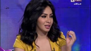 ميريهان حسين توضح حقيقة تقديمها شخصية ريهام سعيد في رمضان