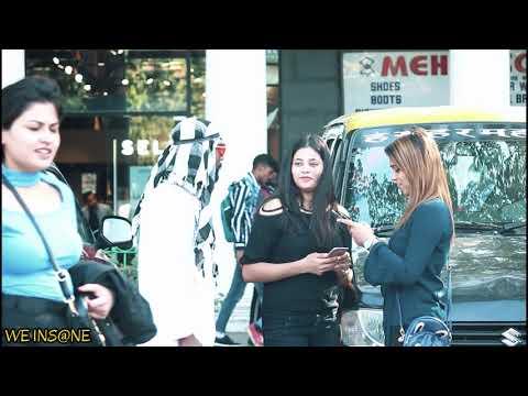 HABIBI (SHEIKH ) PRANK ON CUTE GIRL'S IN INDIA   HABIBI PRANK IN PUBLIC  WE INSANE   PRANKS IN INDIA