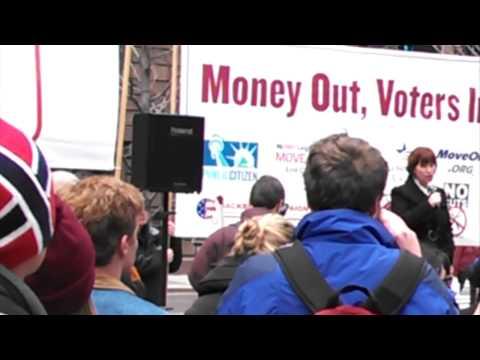 Money Out of Politics Arabic