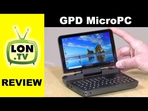 GPD MicroPC Review - Portable Mini PC