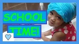 WATERGIRL SCHOOL TIME BACKPACK ADVENTURE!