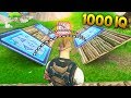 1000 IQ BOUNCER TRAP..!!! | Fortnite Funny and Best Moments Ep.132 (Fortnite Battle Royale)