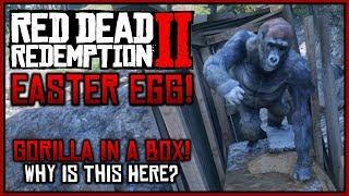 "Baixar Red Dead Redemption 2: Easter Eggs - Strange ""Gorilla"" Easter Egg!"