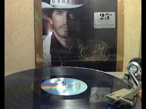 George Strait - Baby Your Baby [Stereo LP version]