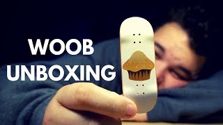 RAREST FINGERBOARD EVER MADE!!! (WOOB Unboxing/Review)