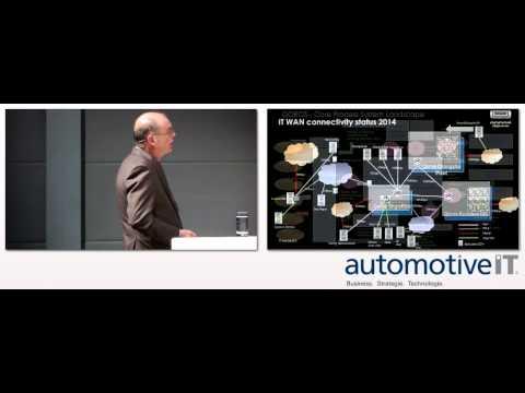 automotiveIT Kongress 2014 - Wolfgang Grottke, CIO Qoros