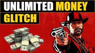 Red Dead Redemption 2 - INFINITE MONEY GLITCH   No Gold Bars Required